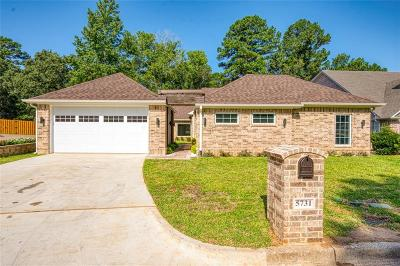Tyler Single Family Home For Sale: 5731 Andover Drive