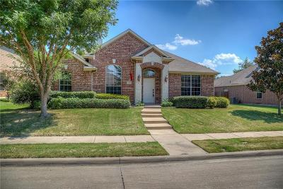 Rockwall Single Family Home For Sale: 1145 Potter Avenue