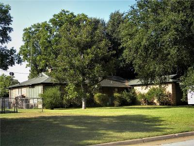 Fort Worth Single Family Home For Sale: 3605 Norfolk Road