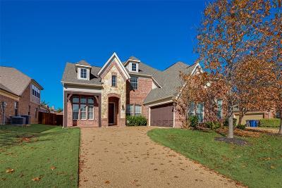 Prosper Single Family Home For Sale: 871 Wind Brook Lane