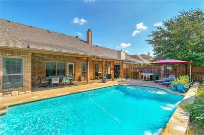 Burleson Single Family Home Active Option Contract: 1247 Catherine Lane