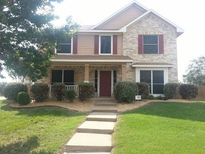 Mansfield Single Family Home For Sale: 2713 Rocky Creek Drive