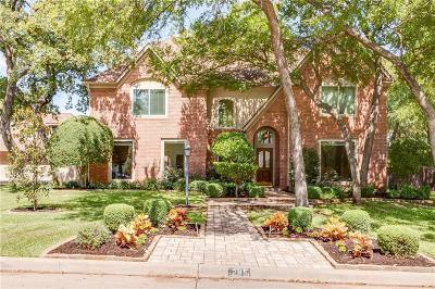 Southlake Single Family Home For Sale: 285 W Chapel Downs Drive