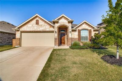 Frisco Single Family Home Active Option Contract: 4812 Ray Roberts Drive