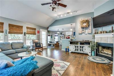 Denton Single Family Home For Sale: 4313 Hayes