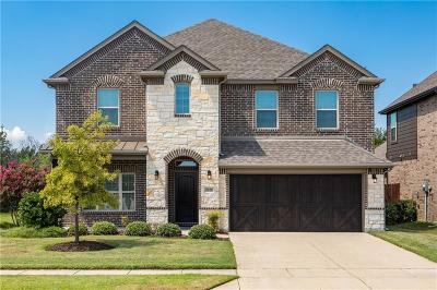 Frisco Single Family Home For Sale: 5520 Somerville Drive