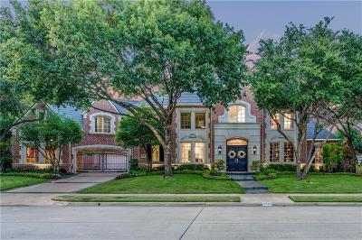 Plano Single Family Home For Sale: 5705 Woodmont Court