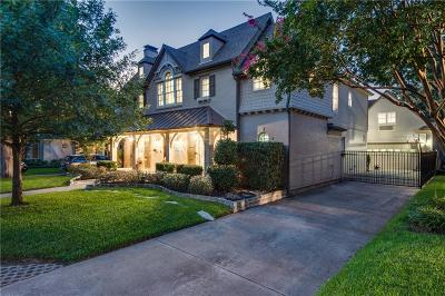Dallas County Single Family Home For Sale: 4220 Southwestern Boulevard