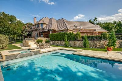 Fort Worth Single Family Home For Sale: 6900 Sanctuary Lane