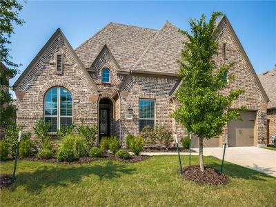 Forney Single Family Home For Sale: 1021 Blackthorne Road