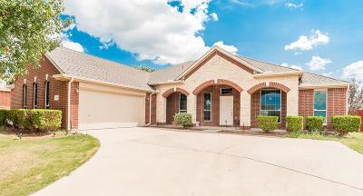 Midlothian Single Family Home For Sale: 1330 McAlpin Road