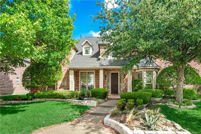 Frisco Single Family Home For Sale: 4802 Carnegie Drive