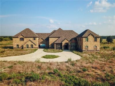 Poetry, Terrell Single Family Home For Sale: 10890 Co Road 356