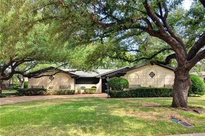 Fort Worth Single Family Home Active Option Contract: 5001 Granite Shoals Avenue