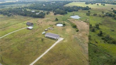 Johnson County Single Family Home For Sale: 7536 County Road 308