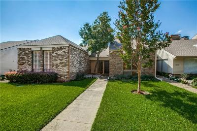 Townhouse For Sale: 6861 Anglebluff Circle