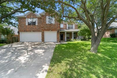 Flower Mound Single Family Home Active Option Contract: 1717 Strait Lane