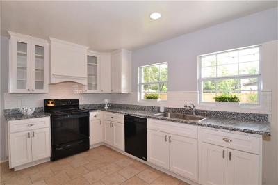 Garland Single Family Home Active Option Contract: 2722 Ripplewood Drive