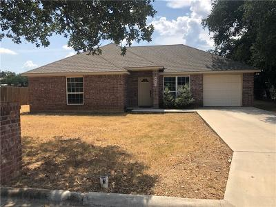 Brownwood Single Family Home For Sale: 3317 1st Street