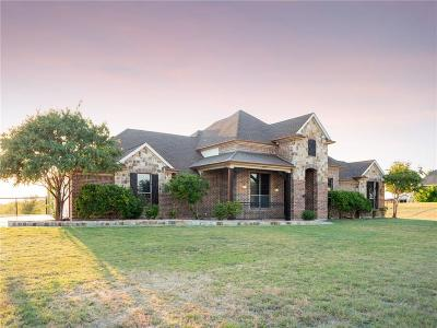 Waxahachie Single Family Home For Sale: 10695 Baucum Road