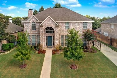 Keller Single Family Home Active Option Contract: 1805 Falcon Drive