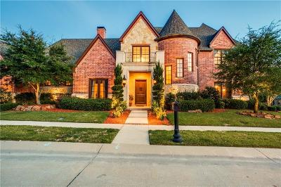 McKinney Single Family Home For Sale: 6409 Saint Michael Drive