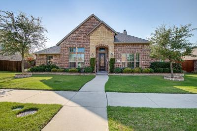 Rockwall Single Family Home For Sale: 3909 Gatewick Drive