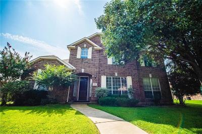 McKinney Single Family Home For Sale: 5609 White Pine Drive