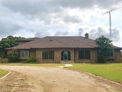 Breckenridge Single Family Home For Sale: 4212 Us Highway 183 S