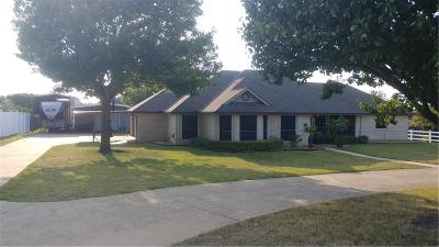 Waxahachie Single Family Home For Sale: 4018 Ovilla Road