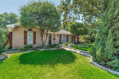 Farmers Branch Single Family Home For Sale: 3670 Janlyn Lane