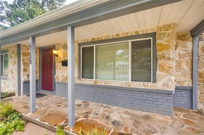 Fort Worth Single Family Home For Sale: 6208 Malvey Avenue