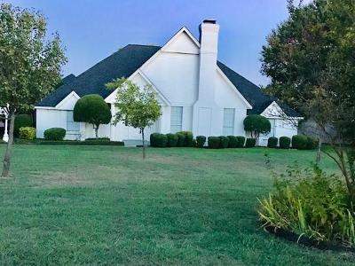 Cedar Hill Single Family Home For Sale: 1120 N Cedar Hill Road