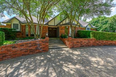 Dallas County Single Family Home For Sale: 6530 McCommas Boulevard