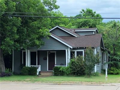 Terrell Residential Lease For Lease: 920 N Rockwall Avenue