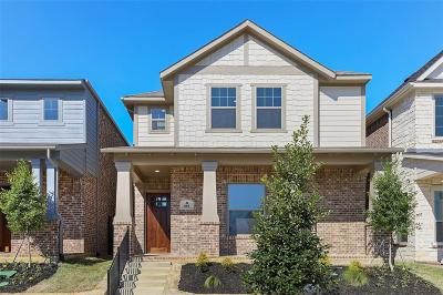 Flower Mound Single Family Home For Sale: 868 Deer Run Road