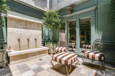 Dallas County Townhouse For Sale: 4350 Westside Drive