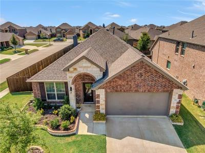 McKinney Single Family Home Active Option Contract: 324 Whitman Drive
