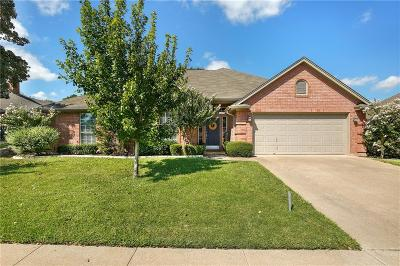 North Richland Hills Single Family Home Active Option Contract: 7321 Hidden Oaks Drive