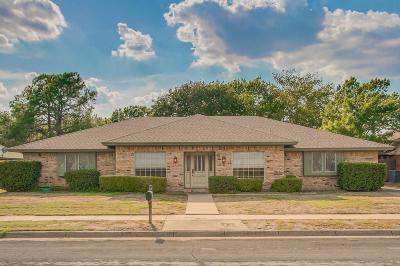 Pantego Single Family Home Active Kick Out: 2710 Whispering Trail Circle