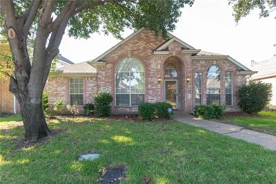 Lewisville Single Family Home For Sale: 480 Crestview Point Drive