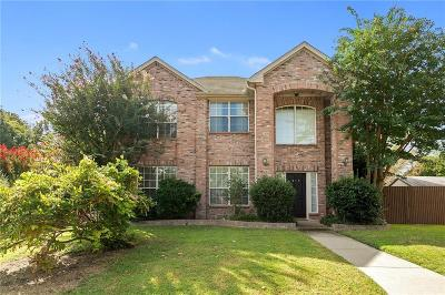 Allen Single Family Home For Sale: 816 Walnut Drive