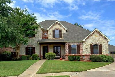 North Richland Hills Single Family Home For Sale: 7017 Cherrybark Lane