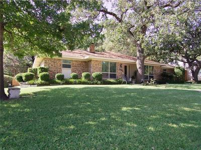 North Richland Hills Single Family Home Active Option Contract: 6832 Shadydale Drive