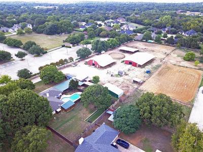 Arlington Single Family Home For Sale: 3715 Curt Drive