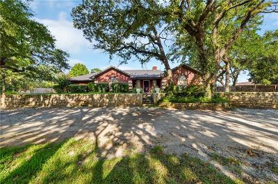 Parker County Single Family Home For Sale: 3524 Old Dennis Road