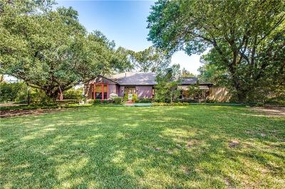 Dallas County Residential Lots & Land For Sale: 6007 Meadow Road