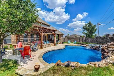 North Richland Hills Single Family Home Active Option Contract: 7724 Silverleaf Drive