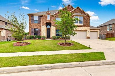 Sachse Single Family Home For Sale: 3662 Rock House Road