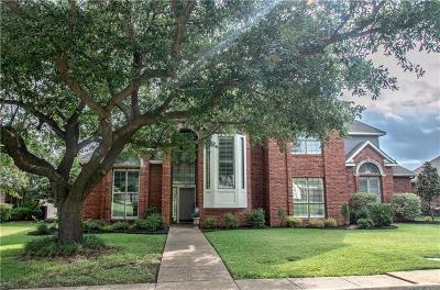 Rockwall Single Family Home For Sale: 2975 Oak Drive
